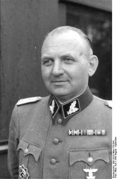 "https://flic.kr/p/ebfRVQ | Le ""SS-Oberführer und Generalmajor"" Fritz Freitag"
