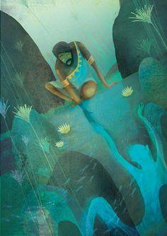 illustration . juliette oberndorfer