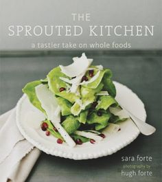 BUTTER LETTUCE SALAD WITH TAHINI-HONEYDRESSING - SPROUTED KITCHEN - A Tastier Take on Whole Foods
