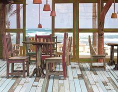 Lamett Beach House - verbluffend sloophout laminaat - Product in beeld - - Startpagina voor vloerbedekking ideeën | UW-vloer.nl