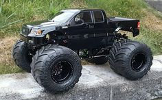 Low version monster truck