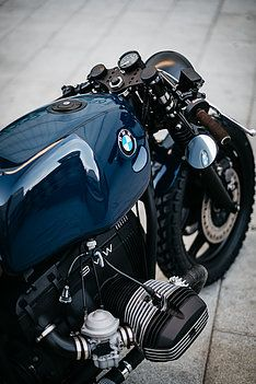 ROA MOTORCYCLES Cafe Racer | BMW R80 ING