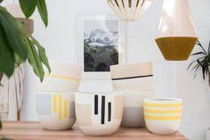 POP X búl: the painted designer plant pot collaboration - The Interiors Addict