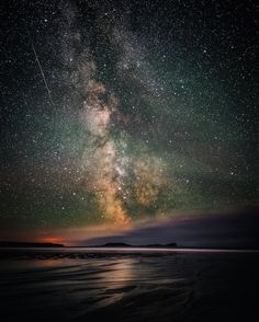 Beautiful travel landscapes by Dan Tucker, a gifted self-taught photographer, retoucher, and adventurer from Dorset, England. Beautiful Landscape Photography, Beautiful Landscapes, Space Photography, Family Photography, Milky Way, Stargazing, Cosmos, Scenery, Adventure