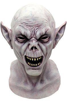 Scary Zip Mask MensFancy Dress Halloween Horror Adults Freaky Costume Accessory