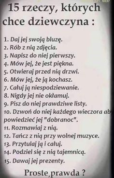 Kiedy tak naprawdę co oczekujesz to Real Quotes, Love Quotes, Dream Dates, Happy Photos, Best Boyfriend, Quotes For Kids, Deep Thoughts, Sentences, Life Lessons