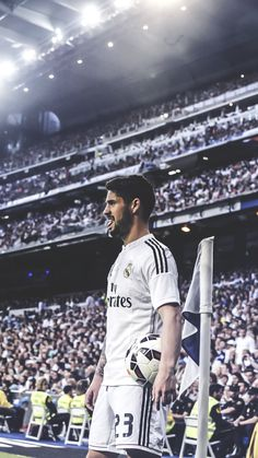 Isco Alarcon (iPhone) | Wallpapers Football | Pinterest | Real