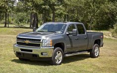 2011 Chevy Silverado 2500HD :)
