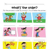 Story Sequencing Worksheets for Kindergarten. 20 Story Sequencing Worksheets for Kindergarten. Sequencing Worksheets for Kindergarten Story Sequencing Pictures, Story Sequencing Worksheets, Sequencing Cards, Free Kindergarten Worksheets, 1st Grade Worksheets, Sequencing Activities, Kindergarten Reading, Worksheets For Kids, Printable Worksheets