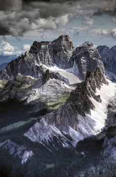 UNESCO World Heritage Site - Dolomites, Italy
