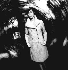 Photo by Terence Donovan, 1965, Wooland #2.