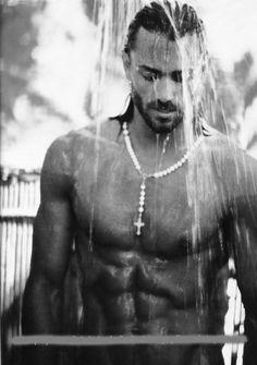 Theo Theodoridis Male Fashion Model & Actor. #abs #fashion #malemodels