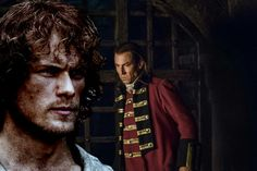 'I will not surrender; to you or any man' Jamie Fraser to Black Jack Randall, Outlander, Episode 15