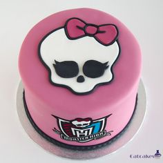Monster High Layer Cake