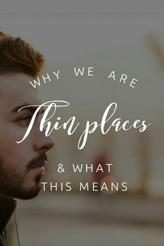 Latest blog post - how are we thin places? - building on my last post about Thin Places  All comments welcome :-) #Jesus #faith #church