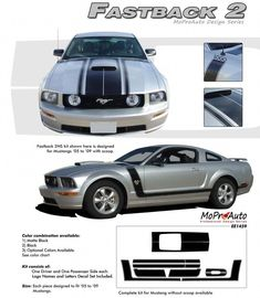5f4ad3fd Mustang FASTBACK 2 :