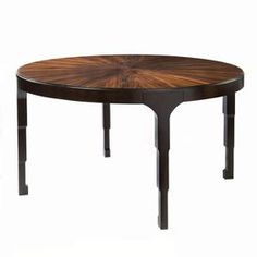 Dahlia dining table - Hand-picked by interior designer Holly Hollingsworth Phillips of The English Room.