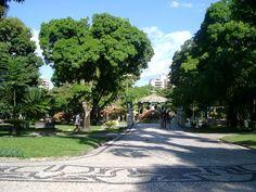 Praça Batista Campos - Belém do Parà