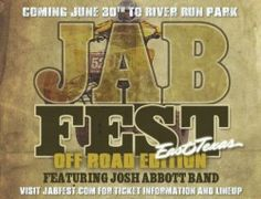 JAB Fest June 28-30 in Jacksonville, Texas