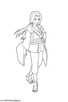 Anime Drawing Styles, Anime Character Drawing, Line Drawing, Character Art, Naruto Shippuden Sasuke, Anime Naruto, Sakura Manga, Naruto Painting, Anime Lineart