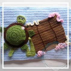 Creative Crochet Workshop: My Under The Sea Crochet Playbook Part 4
