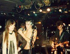 Dangerous Minds | True Goth: When Nico sang with Bauhaus, 1981