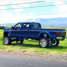 Does the suspension on this rig fit your taste? http://www.topguncustomz.com/c-5-suspension-lifts.aspx