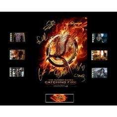 Hunger Games  Film Cell Presentation by Everythingbutthatcom, £9.99
