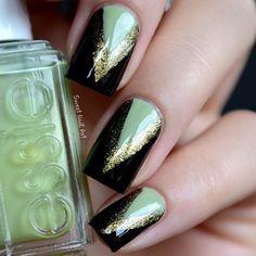 Instagram photo by sweetnailart  #nail #nails #nailart
