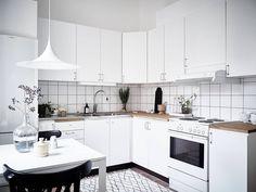 Gravity Home — Bright apartment   photos by Jonas Berg   Follow...