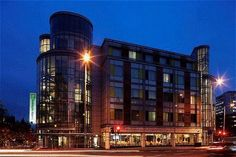 Nottingham Britannia Hotel City Centre United Kingdom Europe Stop At To Discover The Wonders Of