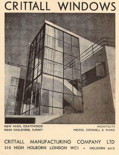 Merchandise & Memorabilia 1916 Fenestra Steel Windows 1910-19 Detroit Steel Products Company Advertisement