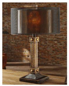 Iron River Lamp