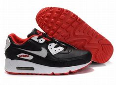 Find Mens Nike Black Red White Air Max 90 Find online or in Curryshoes. Shop Top Brands and the latest styles Mens Nike Black Red White Air Max 90 Find at Curryshoes. Nike Air Max 90s, Nike Air Jordan 6, Nike Max, Cheap Nike Air Max, Mens Nike Air, Air Jordan Shoes, Cheap Air, Air Max Noir, Air Max 90 Cuir
