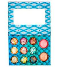 BH Cosmetics Wild & Alluring Eyeshadow and Highlighter Palette 11 Colors : Target