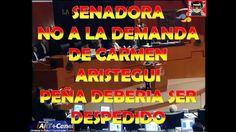 Senadora Enrique Peña Nieto deberia disculparse con Carmen Aristegui la ...