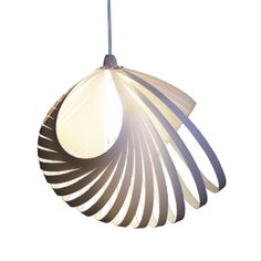 Nautica Lampshade L by KaiGami #productdesign #lightingdesign