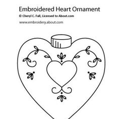 The Bird Shaped Ornament: The Heart-Shaped Ornament