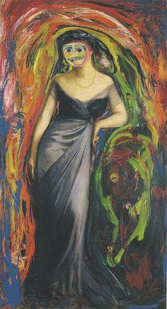 Image result for asger jorn detourned painting