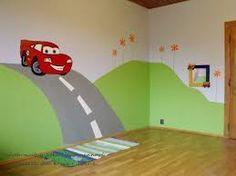 Výsledek obrázku pro dětský pokoj pro kluka v podkroví