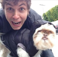 Toby and Gryphon!! <3