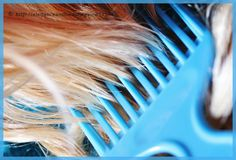 How To Untangle Hair Snarls - Remove KNOTS from hair FAST! DIY Easy!
