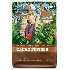 Power Super Foods Cacao Powder