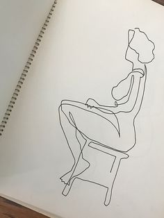 Single Line Drawings As Therapeutic Exercise