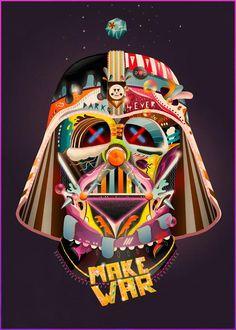 35 Star Wars t-shirts designs