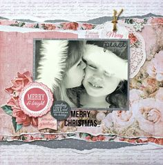 Silver Bells – White Christmas Layouts – Kaisercraft Official Blog