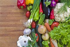 Nutritional Value of Vegetables for weight loss