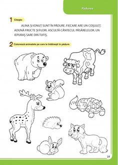 Caiet pentru vacanta - Clasa Pregatitoare Preschool Worksheets, Children, Boys, Kids, Big Kids, Children's Comics, Sons, Kid, Kids Part