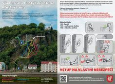 Via ferrata Pastýřská stěna Děčín - možnost dárkové poukázky   Horolezecká škola RockJoy Boarding Pass, Travel, Viajes, Trips, Tourism, Traveling