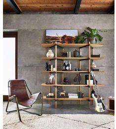 Annie Bookshelf  | Scandinavian Interior Design | #scandinavian #interior